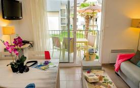 Appartement pour 3 personnes à Bénodet