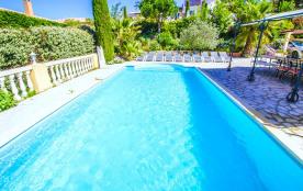 Grande villa récente à Sainte Maxime avec Piscine - Golfe de Saint Tropez