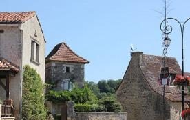 Prats-du-Perigord, Dordogne - un charmant village du Périgord Noir