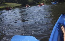 Canoë-Kayak à St Père