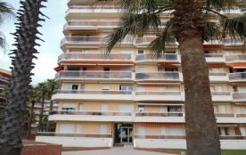Résidence Soleil Bleu, deux pièces, 3 étage n° 27 pour 4 personnes d'environ 32 m².