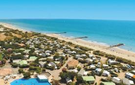 Camping Sandaya Les Tamaris, 137 emplacements, 113 locatifs