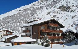 Appartement pour 4 personnes à Saas-Almagell