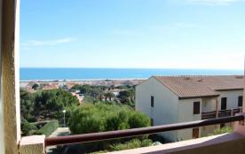 Saint Pierre la Mer (11) - Quartier de la Vigie - Résidence Horizon sur Mer. Appartement 2 pièces...