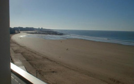 Face à la grande plage des SABLES d'OLONNE, agréable TYPE 2 tt confort