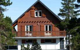 La Pierre Saint Martin (64) - Village des chalets Numéo 4, chalet 6 pièces de 100 m² environ pour...