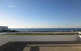 Biscarrosse Plage, appartement T3 avec grande terrasse vue mer