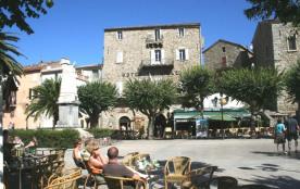 La Place Porta à Sartène