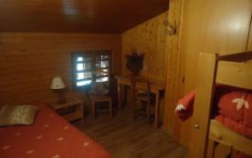 Appartement duplex 2 pièces cabine 6 personnes (1652)