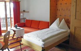 Appartement pour 1 personnes à Pontresina