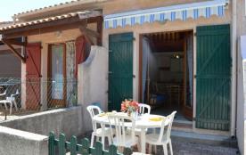 Maison 2 pièces/ mezzanine - 37 m² environ - jusqu'à 4 personnes