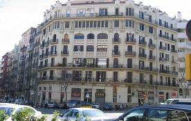 Appartement pour 3 personnes à Barcelone