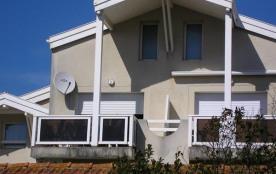 Biscarrosse Plage appartement duplex 2 chambre pour 4/6 personnes