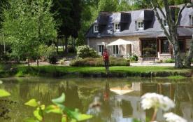 FR-1-363-615 - Gîte jardin de St Durec