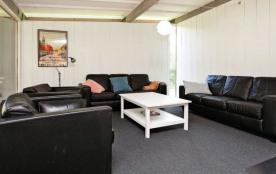 Maison pour 6 personnes à Knebel