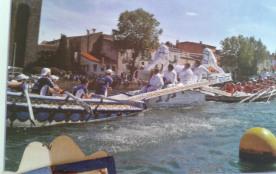 tournoi de joutes sur l'Hérault