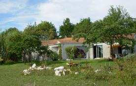 Location Saisonnière villa 3 chambres