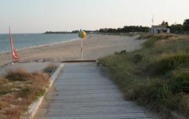 Charmante habitation à 50 m de la plage nord