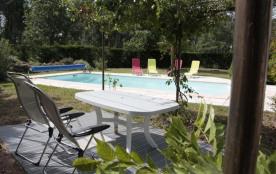Rosières, Belle villa 6 personnes , piscine privée