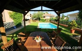 Location à Blanes avec piscine priv&eacut