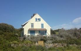 Magnifique maison de vacance avec accès direct à la plage