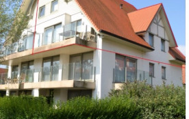 Luxe appartement voor 10 personen in Nieuwpoort