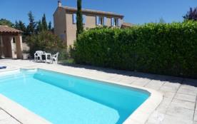Gîtes de France - Maison neuve indépendante avec piscine privée clôturée.