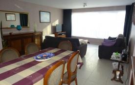 Ruim appartement op 400 meter van zee te Mariakerke/Oostende