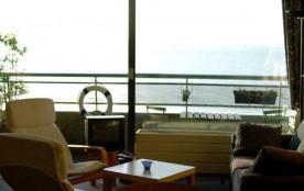 Studio agréable pour 4 personnes avec vue sur mer