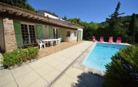 Confortable villa avec piscine La Croix Valmer F280