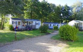 Camping de Mesqueau, 50 emplacements, 28 locatifs