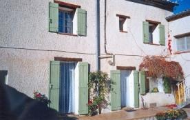 Gîtes de France Les Pereyras - Ancienne ferme familiale avec cour privée et fermée de 50 m², park...