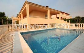 Villa de vacances en bord de mer Costa Dorada a 400m de la plage | sarelc