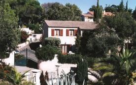 F3 Dans villa tout confort classé 3 étoiles calme, mer proche avec terasse