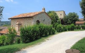 Appartement pour 3 personnes à Perugia