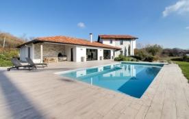 Villa de standing sur la côte Basque