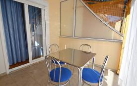 Appartement pour 3 personnes à Rab/Rab