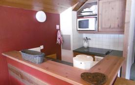Appartement 3 pièces cabine 6 personnes (290)