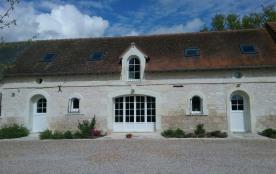 gîte 4 à 6 pers.près du Zoo de BEAUVAL et au coeur des châteaux de la Loire - Vallières-les-Grandes