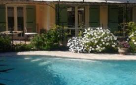 Jolie maison avec piscine au Cannet