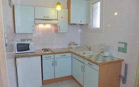 Appartement pour 1 personnes à Narbonne-Plage