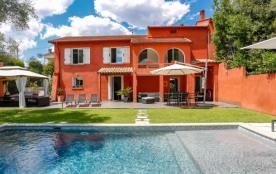 Maison provençale avec piscine à Mougins
