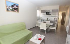 Appartement pour 2 personnes à Vieux-Boucau