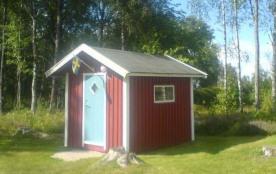 Maison pour 3 personnes à Svenljunga