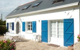 Bretagne Sud-Finistère Sud-Nevez-Maison près de la plage de Rospico