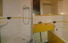 Appartement 3 pièces cabine 6 personnes (327)