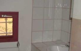 salle d'eau +WC Haut
