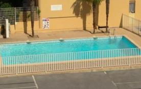 Très joli appartement T2 de 45 m² avec parking dans une résidence avec piscine située en plein ce...