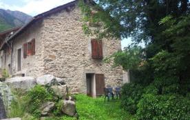 La Maison de l'Ours - Maison en pierres avec jardin privatif