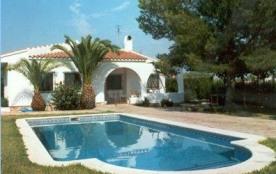 VILLA « BALAGUER » Belle villa indépendante et de plein pied. Villa située à Almetlla de Mar, 120...